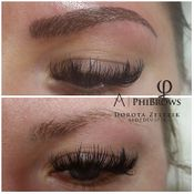 Permanent Make-up Wimpern